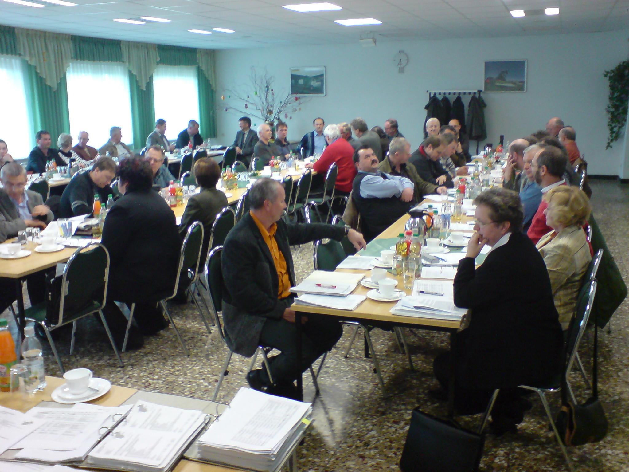 Mitgliederversammlung in der LAREMO GmbH