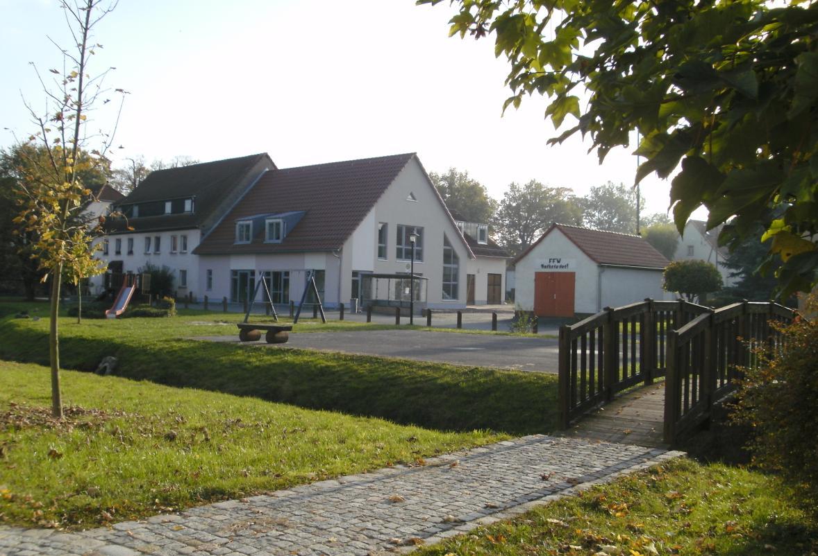 Um- und Ausbau des ehemaligen Konsum zur regionalen Mehrzweckeinrichtung im Ortsteil Burkersdorf der Gemeinde Hart-Pöllnitz