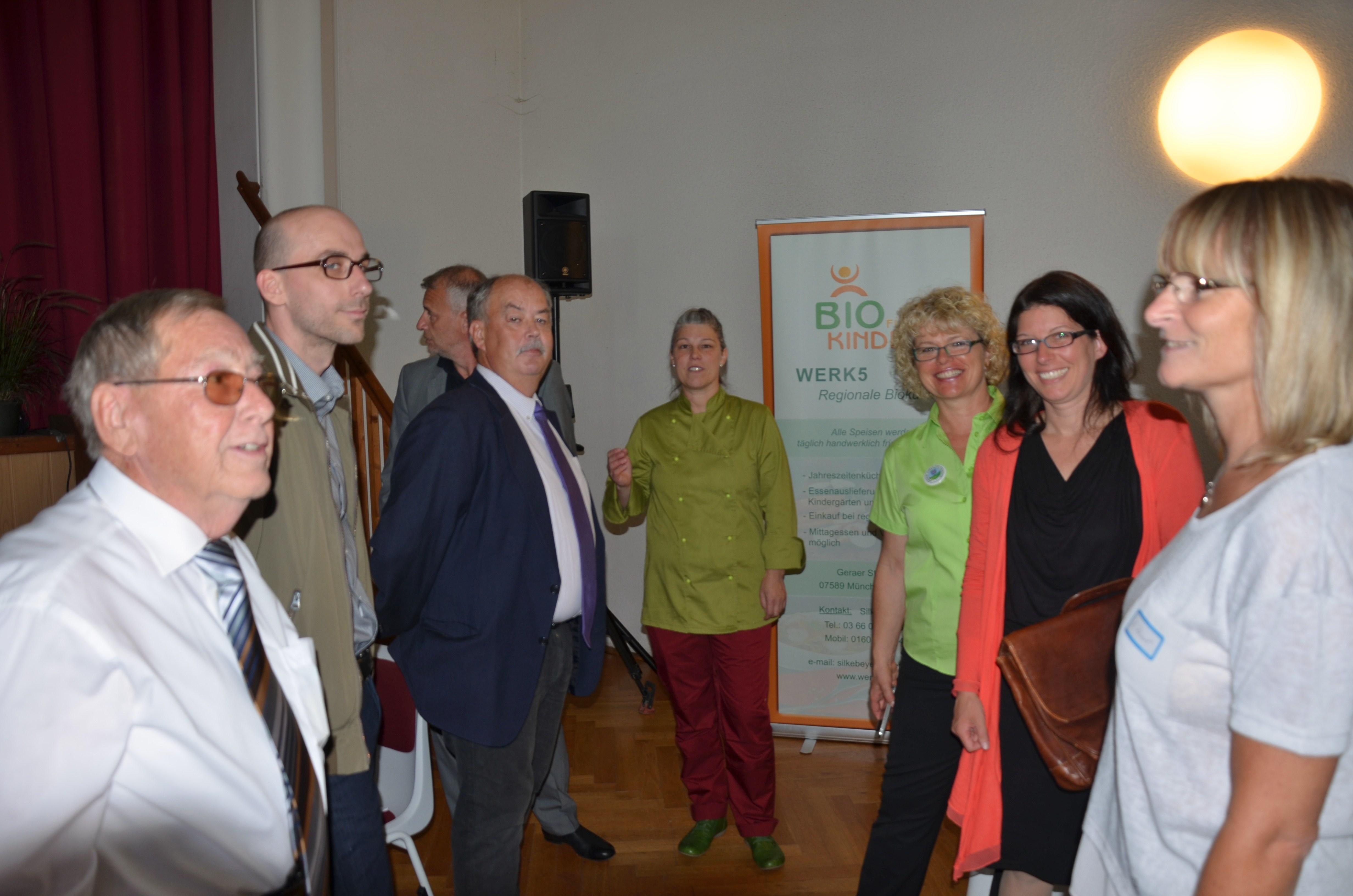 "1. Regionale Erzeugerkonferenz am 07.09.2016 im ""Greizer Land"" (Fotos: Dr. Thomas Oertel)"